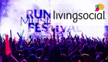 Get Set for a Night of Running, Dancing & Good Times at the Night Nation Run Music Festival! Entry Pass Incl. T-shirt, Race Bib, Glow Necklace & More