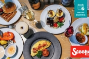 Savour a Weekend Treat w/ Sunday Seafood Buffet Brunch & 2-Hr Sparkling Wine Package at Sailmaker at Hyatt Regency Sydney! Opt to Enjoy with a Friend