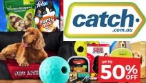 Keep Your Furry Friends Happy, Stylish & Comfy w/ the One Stop Pet Shop Sale! Shop Pet Essentials Incl. Food, Flea Treatments, Toys & More. Plus P&H