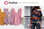 Shop Sweet Baby & Kids' Clothing, Women's Fashion, Fun Matching Outfits for the Family, Home Accessories & More from PatPat!