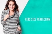 Browse a Selection of Contemporary Plus Size Apparel from the Wardrobe Favourites Collection! Shop Tunics, Dusters, Dresses & More