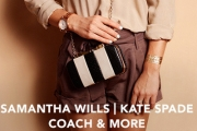 Make Your Accessories Pack a Punch w/ the Top 100 Accessories Sale! Shop Fave Brands Incl. Samantha Wills, Coach, Kate Spade, Swarovski Elements & More