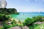 PHUKET w/ FLIGHTS 8 Nights at The Paradise Koh Yao Resort & Spa! Snorkelling Boat Trip, Bike Hire, Kayak Tour, Massages, Yoga Class, Transfers & More