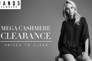 Wrap Up in Cosy Cashmere Layers w/ the Forgotten Chic Cashmere Sale! Shop Tops, Sweaters, Turtlenecks, Pants, Dresses, Cardigans & More. Plus P&H
