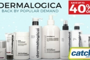 Treat Your Skin to Dermalogica Luxury Skincare! Shop Up to 40% Off a Range of Essentials Incl. the Daily Microfoliant, Special Cleansing Gel & More