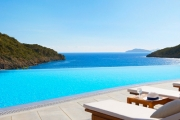 CRETE, GREECE 5 Paradisiac Nights at 5* Daios Cove Resort! Private Beach, Infinity Pool Overviewing the Mediterranean, Daily Brekkie & Dinner & More