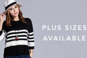Show Off Your Curves w/ the On-Trend Collection of Plus Closet Favourites in the Curve Appeal Sale! Shop Coats, Tops, Tunics, Dresses & More. Plus P&H