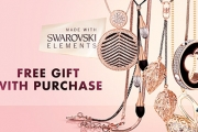 Get Glam w/ the Stunning Swarovski Elements Long Necklaces Sale! Shop a Range of Styles at Affordable Prices, Plus Get a FREE Gift w/ Every Purchase