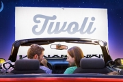 Kick It Old School w/ $10 for a Double Feature Drive-In Movie Pass & Hot Food for One Car at Tivoli Drive-In! Tuck into Hot Dogs, Chips & More
