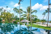 KOH SAMUI 5* Traditional Beachfront Luxury w/ 7 Nights in a Seaview Villa at Belmond Napasai! Incl. Daily Breakfast, Cocktails, Massages & More
