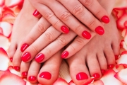 Take a Break & Head to Beauty Stop Myer Centre for a Gel Manicure or Gel Pedicure! Treat Your Bestie for a Fresh Set of Polish Also. New Customers