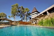 GOULBURN VALLEY, VIC Contemporary Vineyard Luxury at the Mitchelton Hotel Nagambie – MGallery by Sofitel! Incl. Wine Tasting at Mitchelton Wines