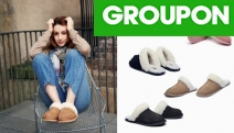 Stay Snug During Colder Months with a Pair of UGG Unisex Scuffs Made from Australian Sheepskin Just $35! Choose from 5 Stylish Colours. Plus P&H