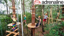 Ignite Your Inner Tarzan @ the Tree Top Adventure Park, Western Sydney! Eco-Friendly Activities for Ages 10+ w/ Safety Equipment & Training Session