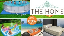 Make a Splash & Beat the Summer Heat w/ Swimming Pools, Slides & Water Sports Gear Sizzling Deals. Up to 63% Off Inflatable Kids Play, Kayaks & More!