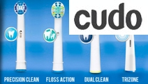 Protect Your Teeth With Ease! Stock Up with a 4, 8 or 16 Pack of Oral-B Compatible Electric Toothbrush Heads. 5 Styles, Delivery Included