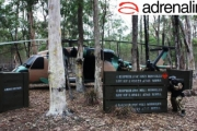 Call the Squad for an Adrenalin-Fueled Day of Paintball Action w/ Paintball Sydney Appin! Australia's Only 5 Star Movie-Themed Game Zones. Ages 16+
