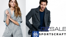 Stock Up with the Massive Sportscraft Sale for Classic High-Quality Fashion! Shop Men's & Women's Clothing at Up to 90% Off! Incl. Delivery