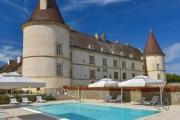 FRANCE Up to 7-Night Stay in a 16th Century Chateau in the Heart of Burgundy! Lush Vineyards Surround w/ Wine Tastings, Cooking Class & More for Two