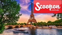 FRANCE & ENGLAND Romantic Paris & Majestic London Awaits with a 7D Tour with Channel Tunnel Train Ride! See the Eiffel Tower, Big Ben & More