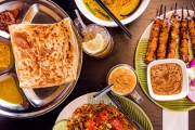 Feast on a Delicious Malaysian Banquet at the Brand New Pak Hailam Kopitiam in the Heart of Parramatta! Incl. Main, Dessert of Red Bean Soup & Tea