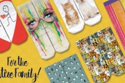 Inject Some Fun Into Your Look w/ Digital Printed Socks from Ogobongo! Stylish & Silly Socks Feat. an Array of Colours & Prints for Men, Women & Kids