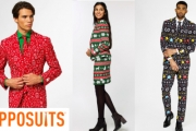 Dress to Impress for the Holiday Season with the OppoSuits Sale! Don Your Christmas Party Best with Up to 40% Off a Range of Vibrant & Chic Styles