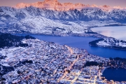 QUEENSTOWN, NZ Time to Put those Ski Boots On! 7-Night Ski Getaway w/ Oz Snow, Incl. Accommodation, Ski or Snowboard Hire, Daily Breakfast & More