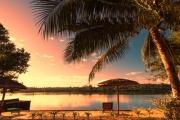 VANUATU 7-Night Idyllic Island Getaway at Poppy's on the Lagoon Resort! Brekkie, Massages, Canoe Tour, 2-Course Dinner on the Beach, Drinks & More