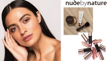 New Year, New Makeup! Treat Yourself to Nude by Nature Makeup & Save $50 When You Spend $150 or More w/ Code: JAN50. Shop Mineral Foundation & More