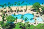 FIJI w/ FLIGHTS Legendary 6-Night Stay at Shangri-La Island Resort w/ Lagoon Waters! Brekky, Return Transfers & More. Plus, 2 Kids u/11 Eat Free