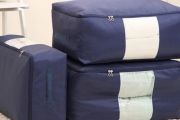 Keep Your Home Clutter-Free with a 5-Piece Home Organisation Set! Tuck Away Last Season's Clothes, Linens and More! 5 Fab Colours to Choose From