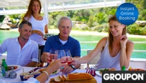Sail Away on a 3-Hour Sydney Harbour BBQ Cruise with Get on a Boat! Cruise Around Sydney's Major Sights While Having a BBQ Lunch with Salads