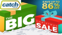 Your Gift-Buying is Sorted with The BIG Christmas Sale! Save Up to 86% Off Gifts for Him, Her, Kids & All! Beauty, Novelty, Books, Toys & More!
