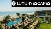 BALI 5* Beachfront Suite Escape w/ 7N @ the Ultra-Stylish Alila Seminyak! Easy Access to Hottest Beach Clubs. Indulgent Dining, Daily Yoga & More