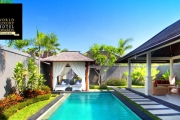 SEMINYAK Luxury 5-Night Private Pool Villa Stay for 4 Ppl at the Award-Winning Agata Villas Resort! Incl. 2 Daily Meals, Daily Massage & More