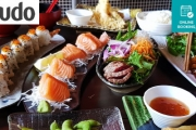 Say 'Hai' to a Fab Japanese Feast @ Zorizo, Pyrmont! Multi-Dish Tasting Banquet for 2 Ft. Tempura, Salmon Sashimi, Beef Tataki Salad & More. Opt for 4