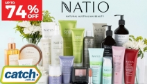 Treat Your Skin to the Best Beauty Care w/ Up to 74% Off Natio Beauty Products! Shop the Ageless Firming Night Cream, Rosewater Hydration Serum & More