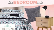 Don't Miss The Room Sale! Featuring a Range of Bedroom Products w/ Up to 70% Off! 950+ Items Incl. Quilts, Sheet Sets, Furniture & More