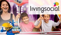 Enjoy Four Hours of Unlimited Rides at The Dodo Sydney Family Show for Just $19! Ride the Hurricane, Rocking Tug, Storm Chairs, Giant Slide & More