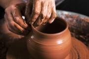 Get Your Hands Dirty & Spark Creativity w/ a 90-Min Pottery Class @ Tomato Art! Covers Pottery Throwing, Painting & Handwork + Take Your Piece Home