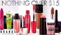 Find Your Fav Products in the Not-To-Be-Missed Beauty Bargains Sale! Feat. Wide Range of Brands Incl. Rimmel, Almay, Maybelline & Revlon