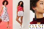 Build the Wardrobe of Everyone's Envy with Up to 50% Off Selected Clothing & Accessories at Oasis! Shop Chic Summer Dresses, Statement Earrings & More