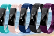 Kick Start Your Summer Body Goals w/ a Touch Screen Smart Fitness Tracker! Loads of Amazing Features - Upgrade to Incl. Heart Rate Monitor
