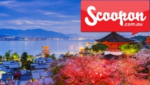 JAPAN w/ FLIGHTS Explore Osaka, Kyoto, Hiroshima & Beyond w/ a 10-Day Tour! Ft. Hand Picked Accom, All Sightseeing & Entrance Fees, Tour Guide & More