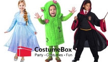 Kids Getting Bored? Inject Some Fun into their Day with this Large Range of Costumes from the CostumeBox! Ft. Frozen 2, Harry Potter & Lots More
