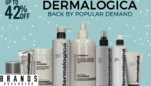 Treat Your Skin to Dermalogica Luxury Skincare! Shop Up to 42% Off a Range of Essentials Incl. the Daily Microfoliant, Special Cleansing Gel & More