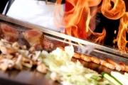 Drama in the Dining Room! Enjoy a Harbourside Lunch or Dinner at Kamikaze Teppanyaki Sydney! Go for Prawns, Steak & More! Darling Harbour