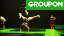 Jump, Leap & Bounce w/ a 2-Hr Trampoline Park Entry @ Flip Out North Wollongong! Ft. Pinball Trampoline, Foam Pit w/ 2 Olympic Trampolines & More