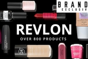Look Like a Million Dollars Every Day w/ Up to 70% Off Revlon Cosmetics! Shop the Huge Range for Foundation, Lipstick, Eye Shadow & More. Plus P&H